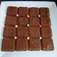 Fondant au chocolat allégé au companion (ou pas)