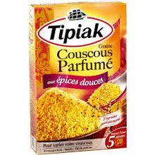 Equilalence poids cru et poids cuit : la semoule de couscous
