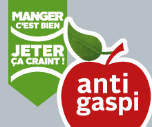 Mes recettes anti gaspi