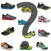 Le difficile choix de chaussure de running