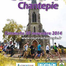 10km Chantepie 2014 et un nouveau record
