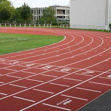 Pourquoi la piste fait 400m ?