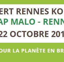 Gagner votre dossard pour le marathon vert de Rennes 2017