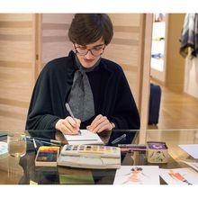 Portrait : Yohann Propin, illustrateur évènementiel