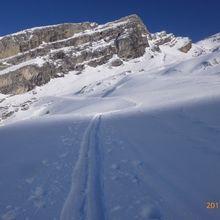 ski à la Clusaz : pour valider dignement novembre
