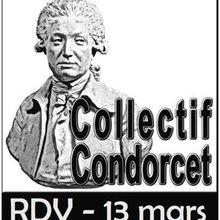 Réforme du Collège: le collectif Condorcet se mobilise
