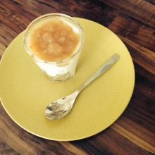 Recette dessert recettes au soup co blender chauffant - Recettes soup and co ...