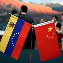 La Chine soutient le Venezuela