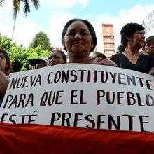 L'Assemblée Constituante, second souffle de la révolution bolivarienne