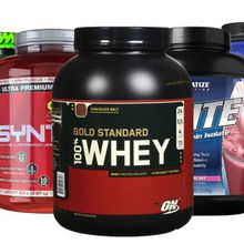 Best 10 Whey Protein Supplements
