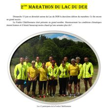 Marathon Lac Du Der  version 2