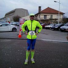 Semi marathon de Gray  13 mars 2016