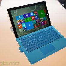 Microsoft Surface Pro 3: Test et spécifications