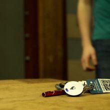 TrackR Bravo vous aide à localiser vos objets