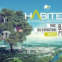 Salon de l'habitat durable 2014 à Nantes