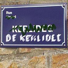 Plaques bilingues ( ou pas...)