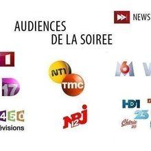 Audiences : « Les Croods » leader sur TF1
