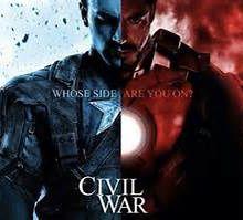 marvel civilo war
