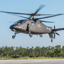 Enjoy This Superfast Raider Helicopter Take Its First Air travel