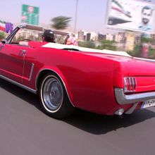 American muscular tissue auto owners in Iran await resurgence