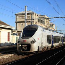 Les rames automotrices de la SNCF : les Régiolis