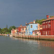 Visite incontournable de l'île de Burano quand on est à Venise