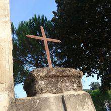 Crest : Le chemin de Croix