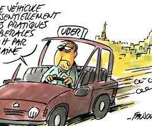 Uber condamné au Royaume Uni