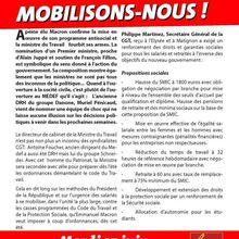 Rassemblement le 27 juin contre la casse sociale