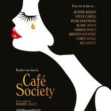 En salles ce mercredi : le film Café Society, de Woody Allen.