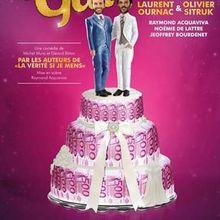 La pièce inédite Le gai mariage, avec Laurent Ournac, diffusée ce soir.