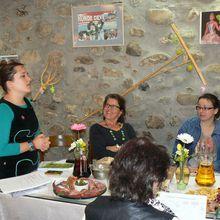 Saint André les Alpes : pot d'accueil des nouveaux arrivants