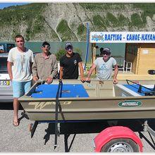 Saint André les Alpes : un concours de pêche inhabituel