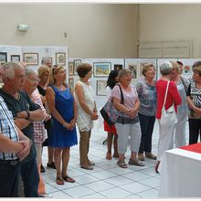 Saint André les Alpes :  Exposition sur le thème de la Russie