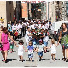 Moriez : La fête  patronale par Stèvelan Chaizy retour sur les 3 jours  de festivité
