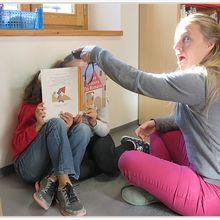 Saint André les Alpes : Rencontre entre élèves et histoires
