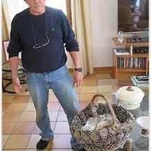Saint André les Alpes : Julien un artiste atypique et polyvalent