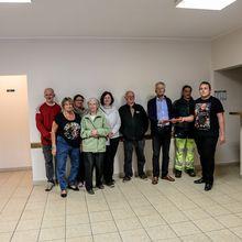 Saint André les Alpes : Retour à l'AVI pour le don du sang