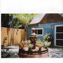 Barrême La fontaine du Tilleul a  sa jumelle au Mexique  les réseaux sociaux n'ont pas de Frontière
