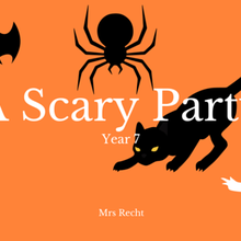 Chapter 2 : A scary party