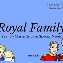 A Royal Life - 6e