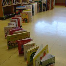 Les livres grandissent ...Ah, bon  !