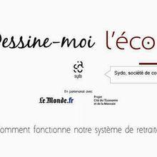 Dessine-moi l'éco : le système de retraite en France
