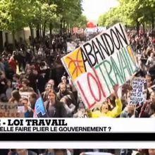 Loi travail : la rue peut-elle faire plier le gouvernement ?