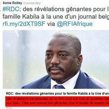 RDC: La corruption du régime Kabila dévoilée par un ex-banquier #1
