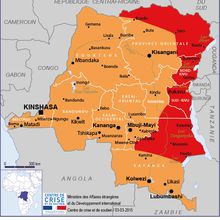 RDC : Les dernières nouvelles du jour le plus long de l'histoire du pays de la misère