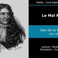 Le Mal Marié - Fables - Jean de La Fontaine