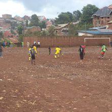 L'insuffisance des terrains à Bukavu affecte le droit des jeunes au loisir