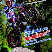 Championnat de France de Trial 2014