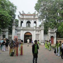 Voyage au Vietnam ........ Début du voyage, Hanoi et ses environs